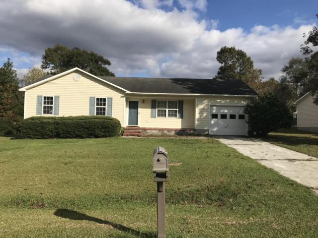 217 S Creek Drive, Jacksonville, NC 28540 (MLS #100089659) :: RE/MAX Essential