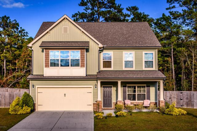 114 Creek End Court, Swansboro, NC 28584 (MLS #100089817) :: The Keith Beatty Team
