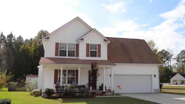 117 Tucker Creek Lane, Havelock, NC 28532 (MLS #100090086) :: Century 21 Sweyer & Associates