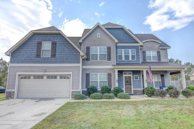 146 Pamlico Drive, Holly Ridge, NC 28445 (MLS #100090142) :: Century 21 Sweyer & Associates