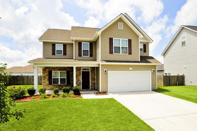225 Seville Street, Jacksonville, NC 28546 (MLS #100090201) :: Terri Alphin Smith & Co.