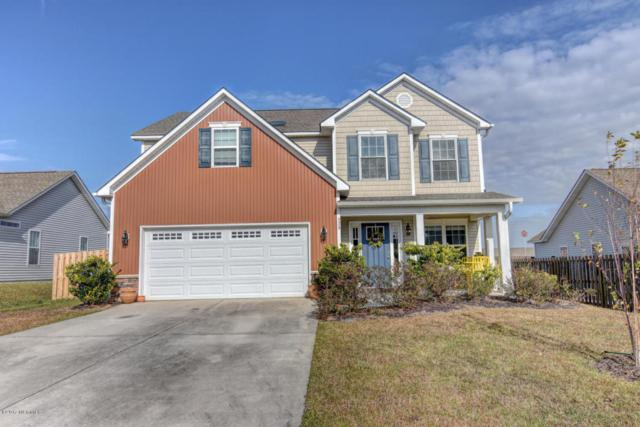 228 Belvedere Drive, Holly Ridge, NC 28445 (MLS #100090287) :: Harrison Dorn Realty