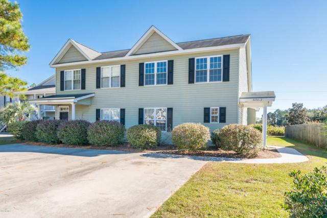 4434 Flagship Avenue SE #2, Southport, NC 28461 (MLS #100090368) :: Century 21 Sweyer & Associates