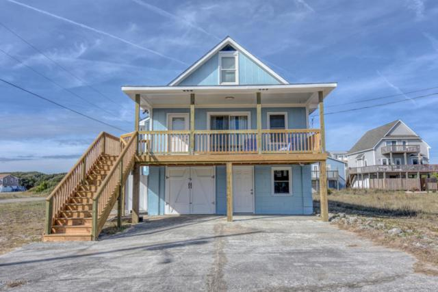 457 Ocean Drive, North Topsail Beach, NC 28460 (MLS #100090402) :: The Oceanaire Realty