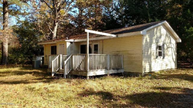 214 Camp Queen Road, Swansboro, NC 28584 (MLS #100090433) :: Century 21 Sweyer & Associates