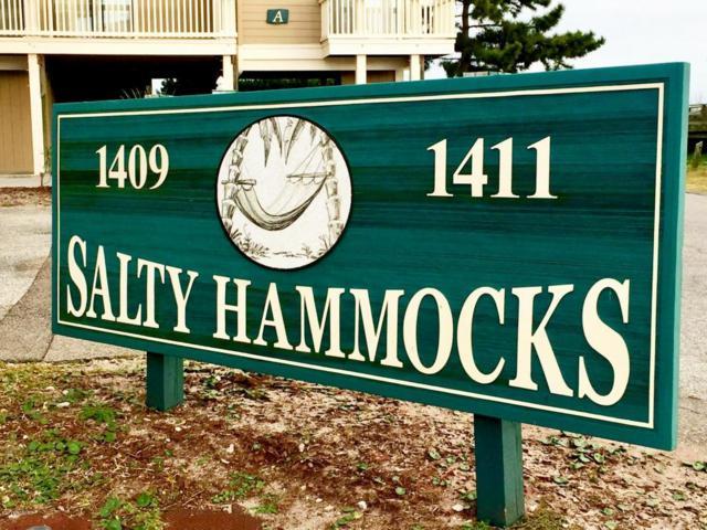 1411 S Lake Park Boulevard S B9, Carolina Beach, NC 28428 (MLS #100090457) :: Courtney Carter Homes