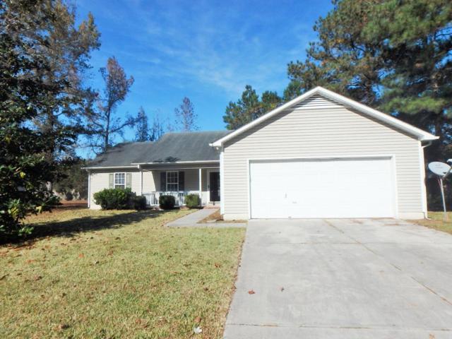 409 Spring Drive, Jacksonville, NC 28540 (MLS #100090462) :: Century 21 Sweyer & Associates