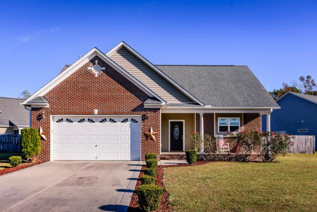 400 Weatherford Drive, Jacksonville, NC 28540 (MLS #100090509) :: Century 21 Sweyer & Associates