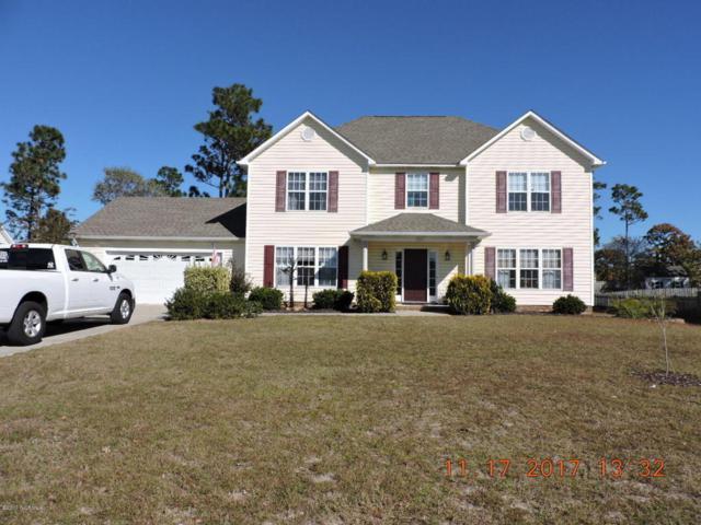 104 Tifton Circle, Cape Carteret, NC 28584 (MLS #100090537) :: Courtney Carter Homes