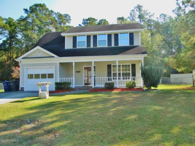 302 Audubon Drive, Jacksonville, NC 28546 (MLS #100090593) :: Century 21 Sweyer & Associates