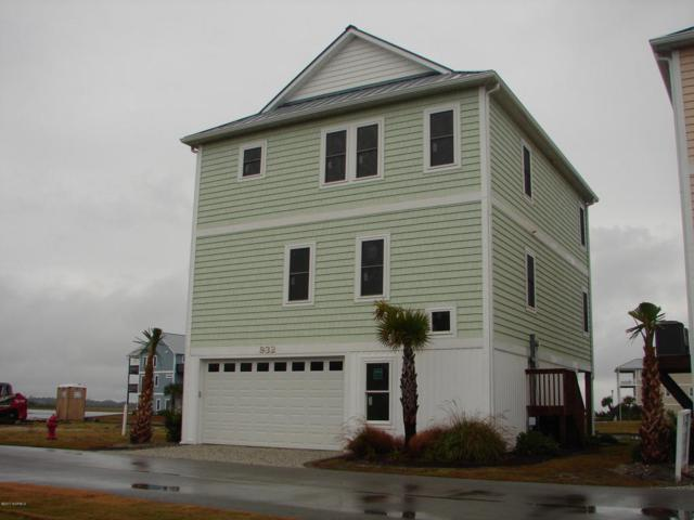 932 Observation Lane, Topsail Beach, NC 28445 (MLS #100090600) :: Harrison Dorn Realty