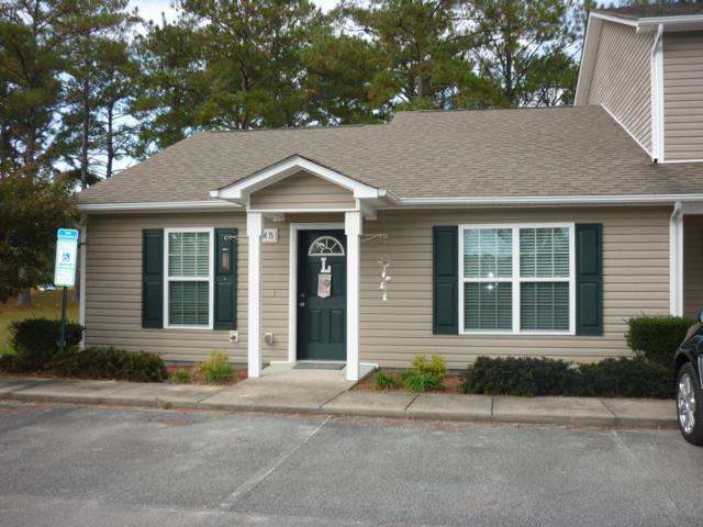 601 Peletier Loop Road M75, Swansboro, NC 28584 (MLS #100090623) :: Century 21 Sweyer & Associates
