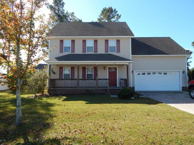 125 Trailwood Drive, Hubert, NC 28539 (MLS #100090629) :: Century 21 Sweyer & Associates