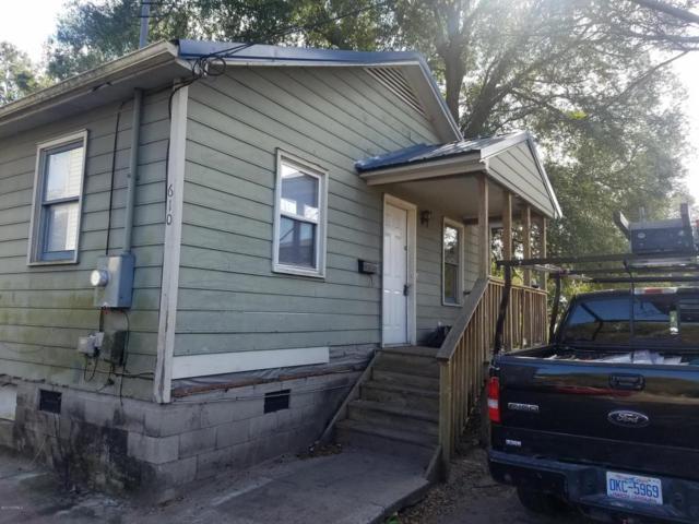 610 Harnett Street, Wilmington, NC 28401 (MLS #100090692) :: Century 21 Sweyer & Associates