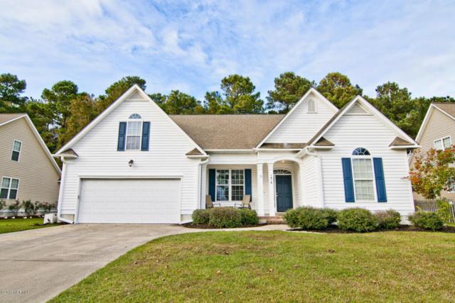 1816 Widgeon Drive, Morehead City, NC 28557 (MLS #100090718) :: Century 21 Sweyer & Associates