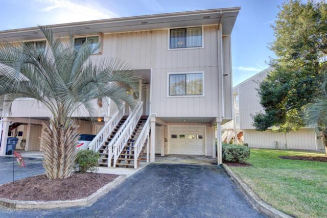 1200 Saint Joseph Street #25, Carolina Beach, NC 28428 (MLS #100090787) :: Donna & Team New Bern