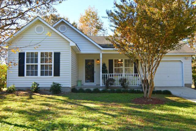 405 Eastwood Lane SE, Belville, NC 28451 (MLS #100090794) :: Century 21 Sweyer & Associates