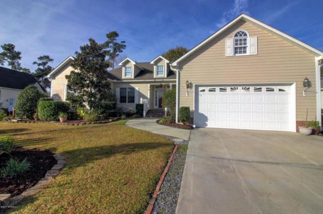 1505 Marsh Pointe, Morehead City, NC 28557 (MLS #100090943) :: Century 21 Sweyer & Associates