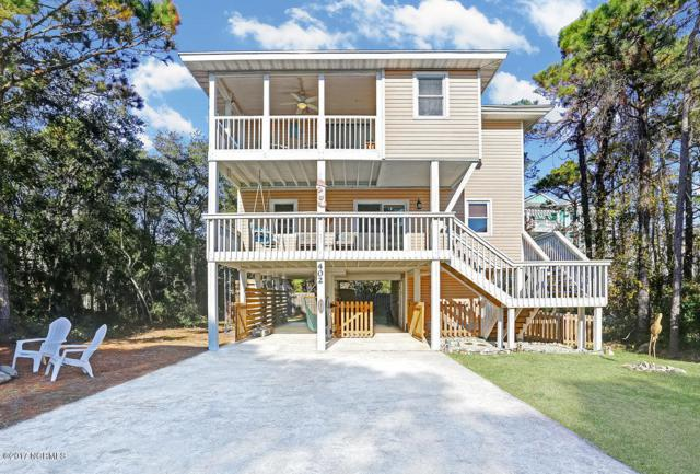 402 Seafarer Drive, Carolina Beach, NC 28428 (MLS #100091847) :: RE/MAX Essential