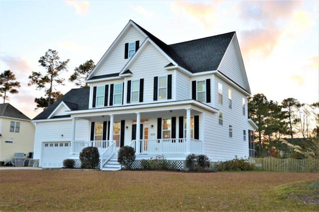 1515 Marsh Point, Morehead City, NC 28557 (MLS #100091848) :: Century 21 Sweyer & Associates