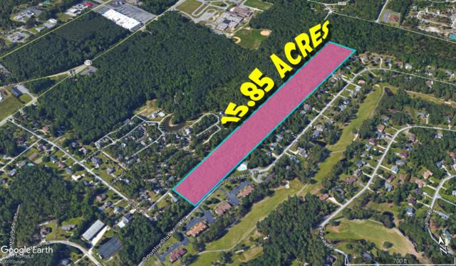 15.85acres Woodsong Village, Shallotte, NC 28470 (MLS #100091914) :: Century 21 Sweyer & Associates