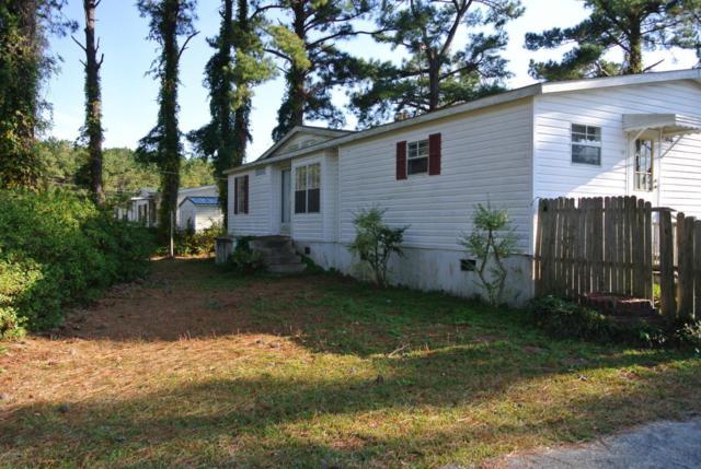 206 Piver Road, Beaufort, NC 28516 (MLS #100091923) :: Century 21 Sweyer & Associates