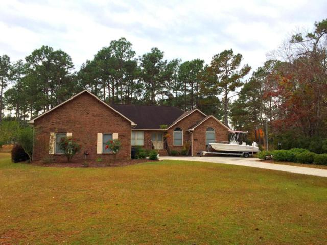 45 Country Club Drive, Shallotte, NC 28470 (MLS #100091940) :: Coldwell Banker Sea Coast Advantage