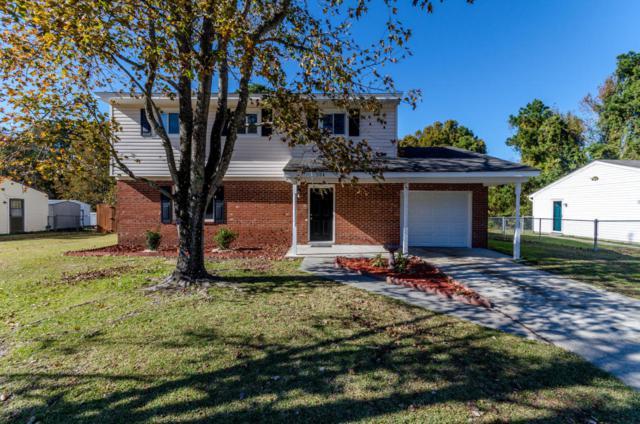 204 White Oak Boulevard, Jacksonville, NC 28546 (MLS #100092119) :: Courtney Carter Homes