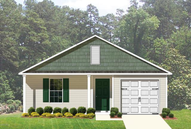 706 N Saratoga Street, Stantonsburg, NC 27883 (MLS #100092393) :: Century 21 Sweyer & Associates
