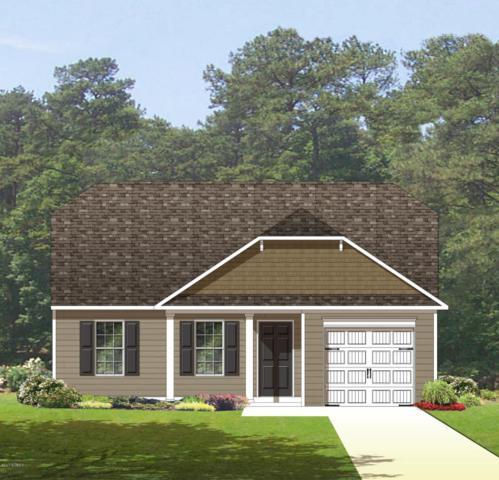 702 N Saratoga Street, Stantonsburg, NC 27883 (MLS #100092399) :: Century 21 Sweyer & Associates