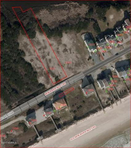 1321 New River Inlet Road, North Topsail Beach, NC 28460 (MLS #100092441) :: RE/MAX Essential