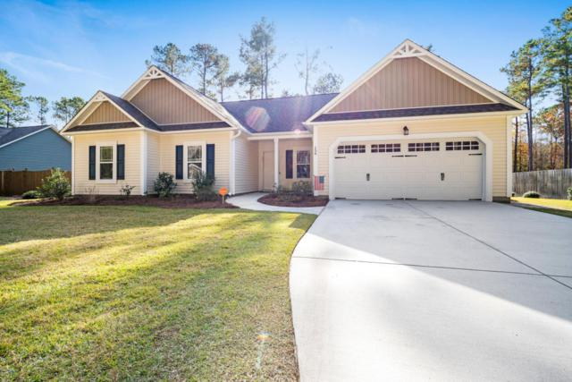 156 Scuba Drive, Sneads Ferry, NC 28460 (MLS #100092507) :: Courtney Carter Homes