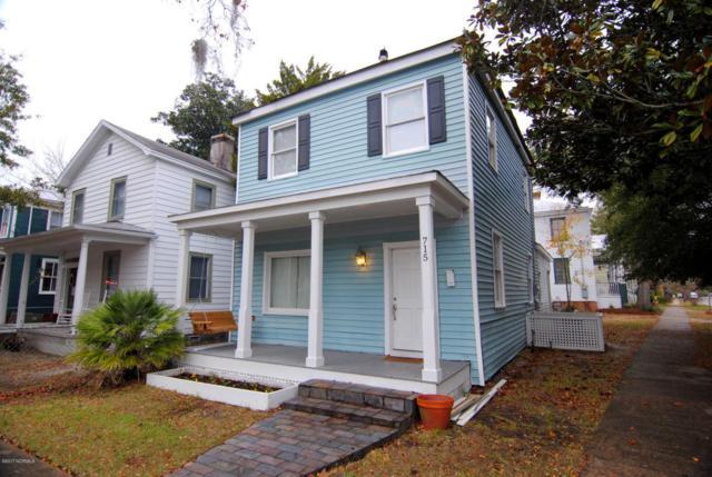 715 Grace Street, Wilmington, NC 28401 (MLS #100092553) :: Century 21 Sweyer & Associates
