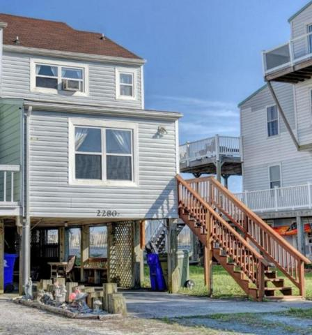 2280 New River Inlet Road #2, North Topsail Beach, NC 28460 (MLS #100092672) :: RE/MAX Essential