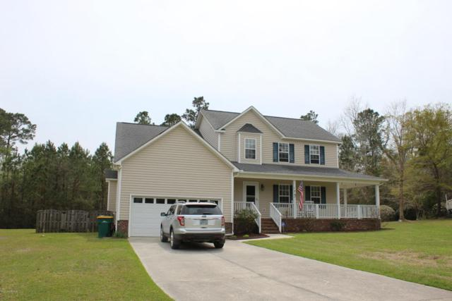 126 River Reach Drive W, Swansboro, NC 28584 (MLS #100092757) :: Courtney Carter Homes