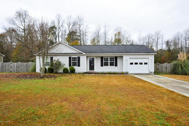 157 Wheaton Drive, Richlands, NC 28574 (MLS #100092841) :: Courtney Carter Homes