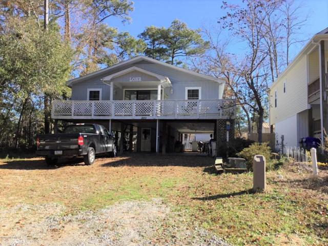 320 NE 56th Street, Oak Island, NC 28465 (MLS #100092884) :: Coldwell Banker Sea Coast Advantage