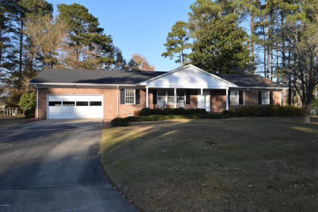 637 Village Drive, Grifton, NC 28530 (MLS #100092945) :: RE/MAX Essential