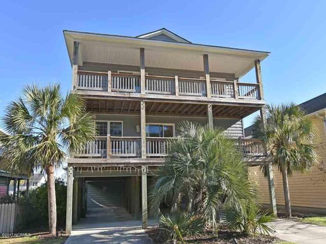 517 5th Avenue S B, Kure Beach, NC 28449 (MLS #100092950) :: The Keith Beatty Team