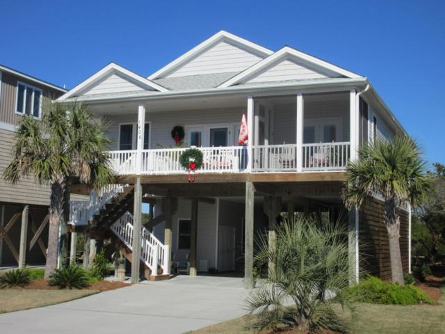 1406 E Dolphin Drive, Oak Island, NC 28465 (MLS #100093003) :: Coldwell Banker Sea Coast Advantage