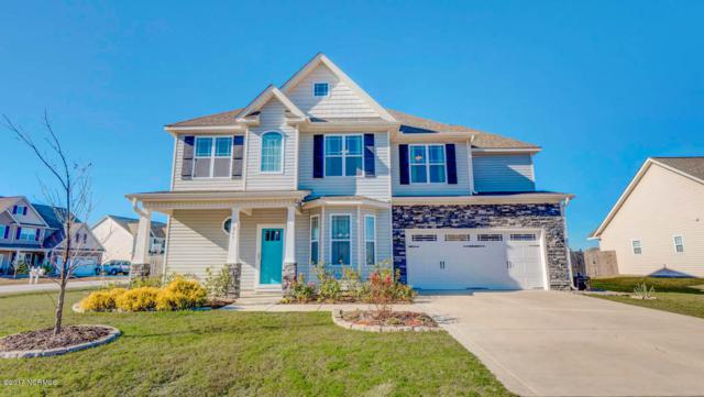 245 Watercrest Landing Way, Swansboro, NC 28584 (MLS #100093112) :: Harrison Dorn Realty