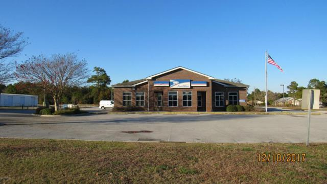2001 Nc-172, Sneads Ferry, NC 28460 (MLS #100093136) :: Courtney Carter Homes