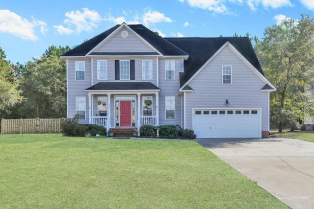462 Chadwick Shores Drive, Sneads Ferry, NC 28460 (MLS #100093141) :: Courtney Carter Homes