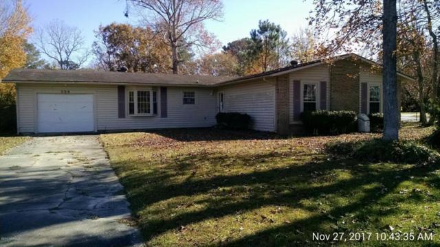 306 Walnut Creek Court, Jacksonville, NC 28546 (MLS #100093151) :: Courtney Carter Homes