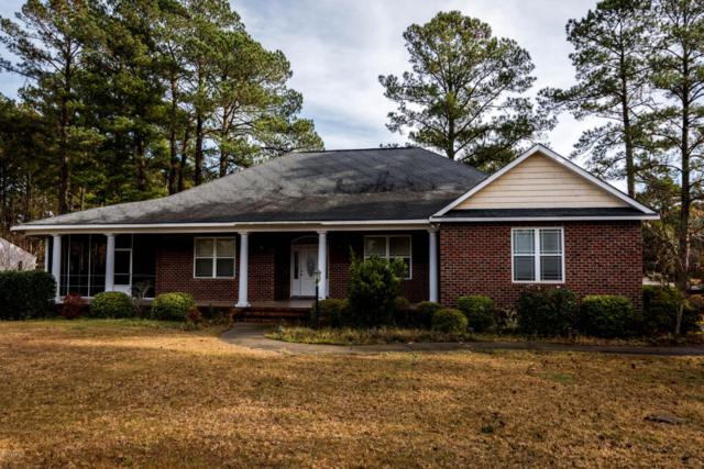 6101 Falcon Drive, New Bern, NC 28560 (MLS #100093157) :: The Pistol Tingen Team- Berkshire Hathaway HomeServices Prime Properties