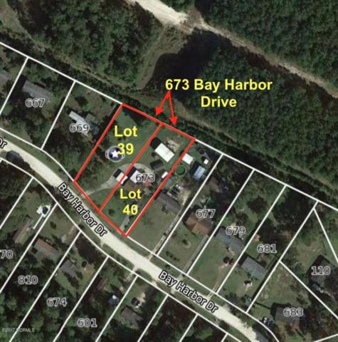673 Bay Harbor Drive, Hampstead, NC 28443 (MLS #100093177) :: The Keith Beatty Team