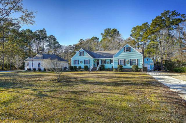145 Country Club Drive, Shallotte, NC 28470 (MLS #100093203) :: Coldwell Banker Sea Coast Advantage