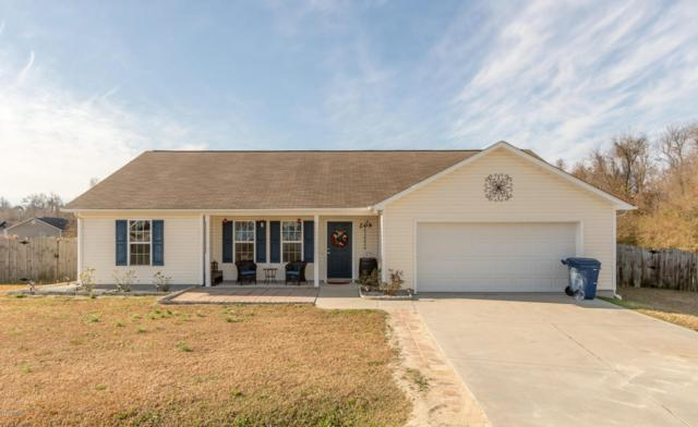 209 High Meadow Court, Richlands, NC 28574 (MLS #100093257) :: Courtney Carter Homes