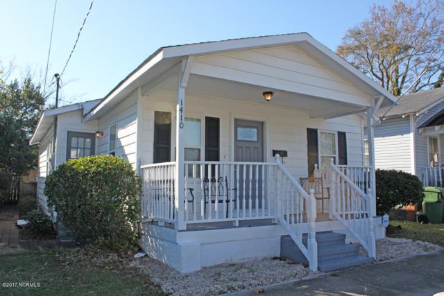 1410 Nun Street, Wilmington, NC 28401 (MLS #100093357) :: Coldwell Banker Sea Coast Advantage