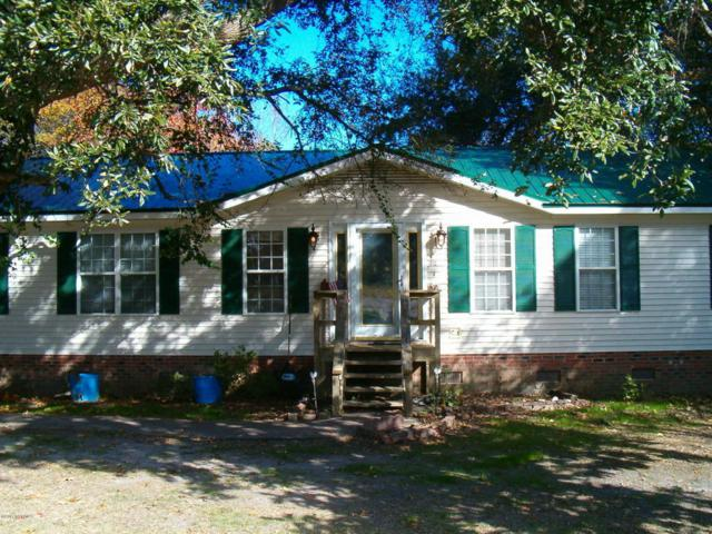 110 Hickory Road, Sneads Ferry, NC 28460 (MLS #100093408) :: Terri Alphin Smith & Co.